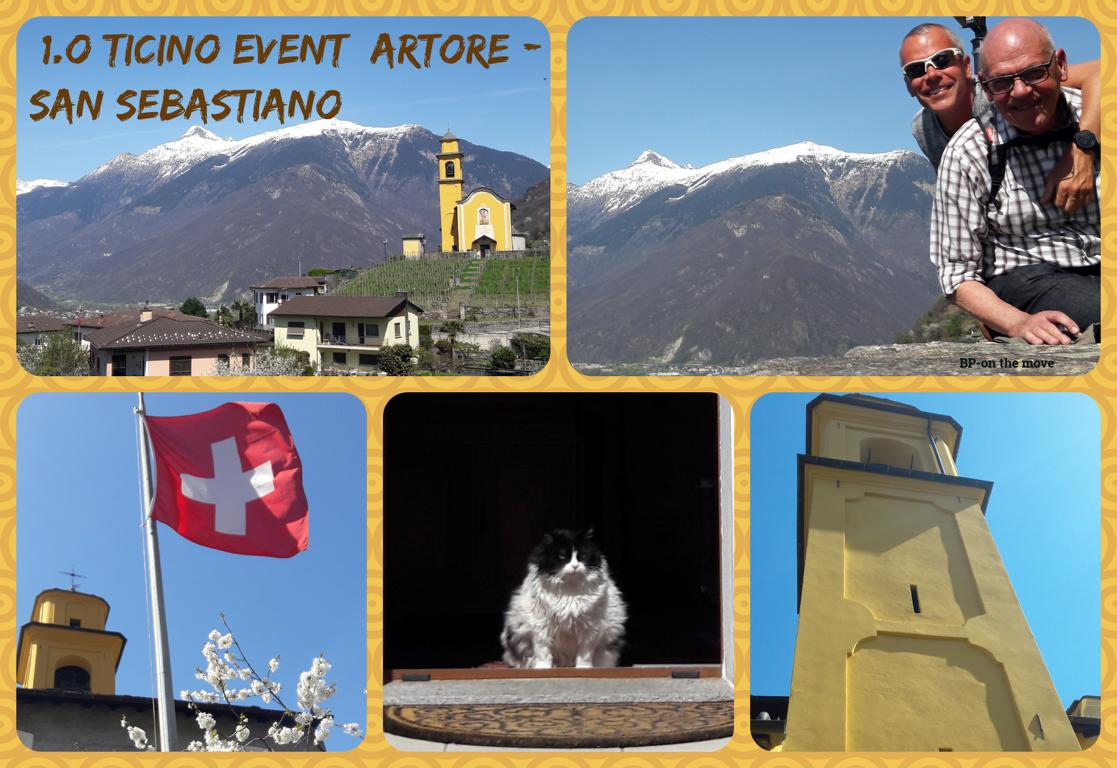 [1.o Ticino Event] Artore - San Sebastiano
