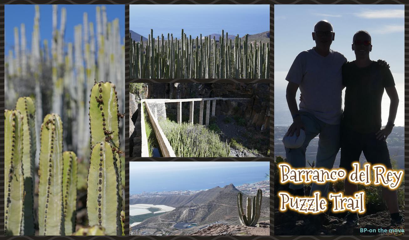 Barranco del Rey Puzzle Trail