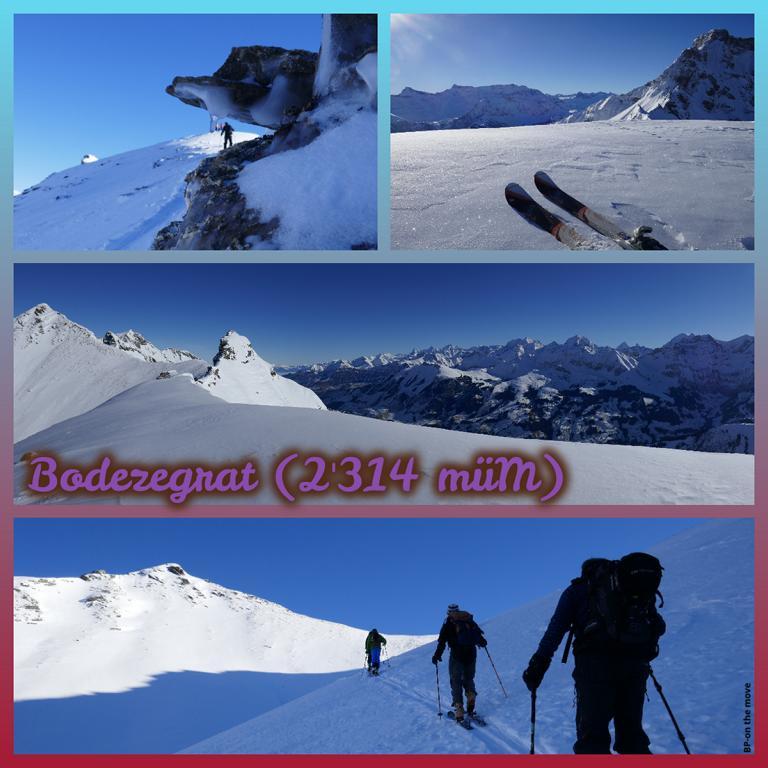 Bodezegrat (2'314 müM)