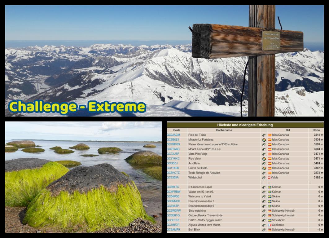 Challenge - Extreme
