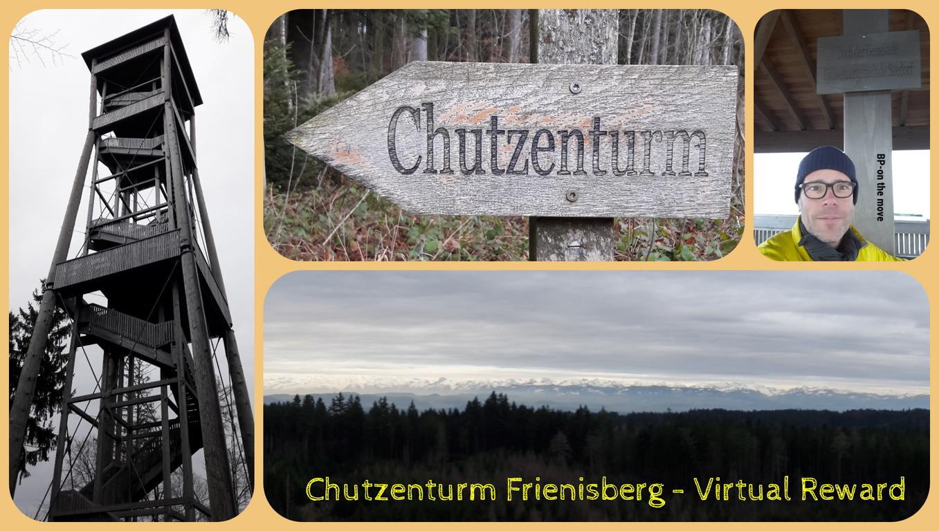 Chutzenturm Frienisberg - Virtual Reward
