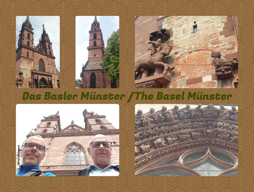 Das Basler Münster _ The Basel Münster