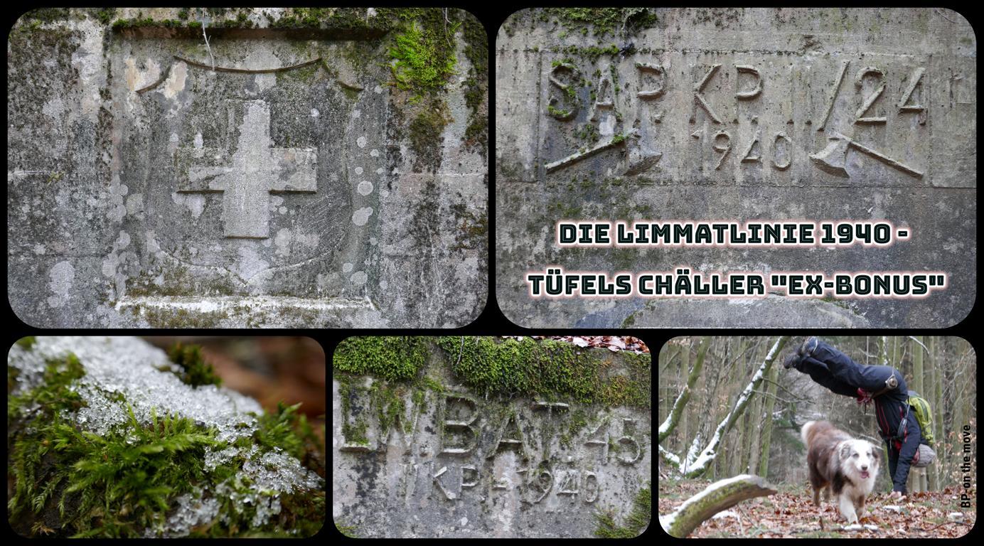 Die Limmatlinie 1940 - Tüfels Chäller _Ex-Bonus_