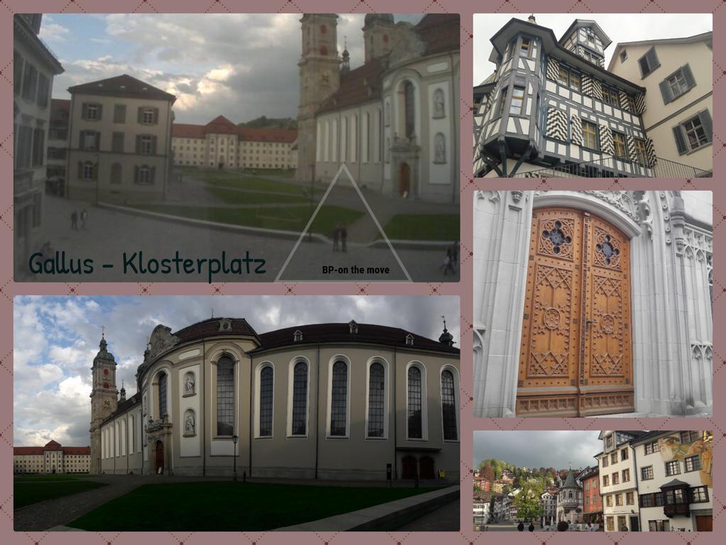 Gallus - Klosterplatz