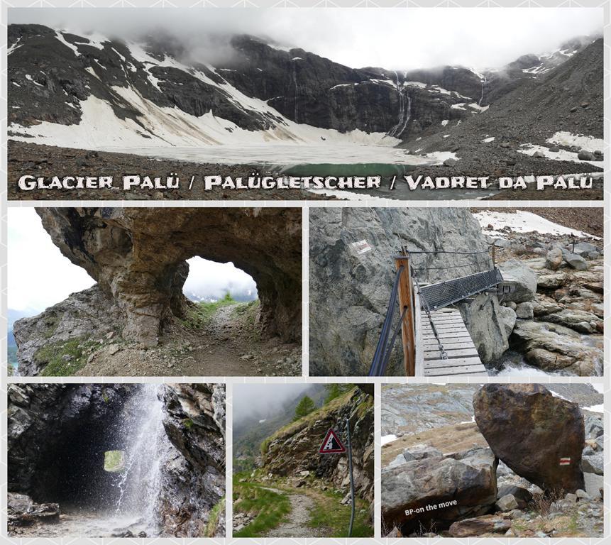 Glacier Palü _ Palügletscher _ Vadret da Palü