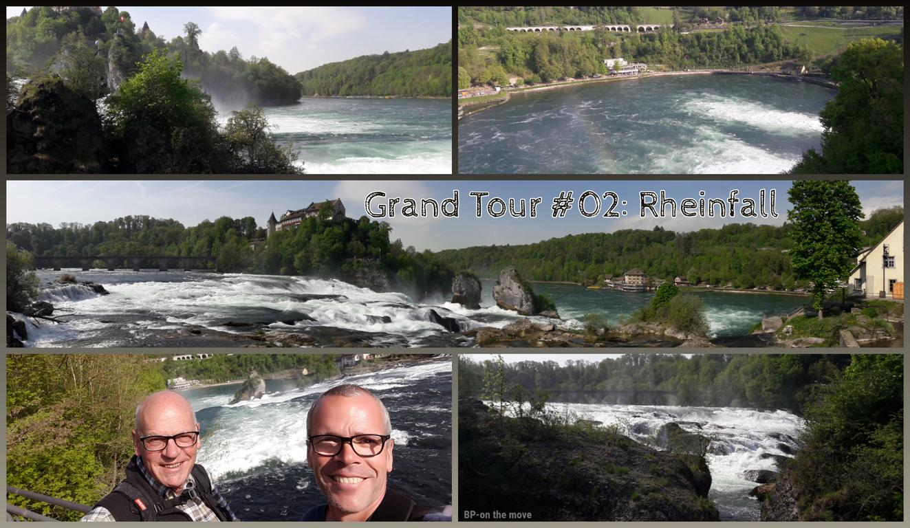 Grand Tour #02_ Rheinfall