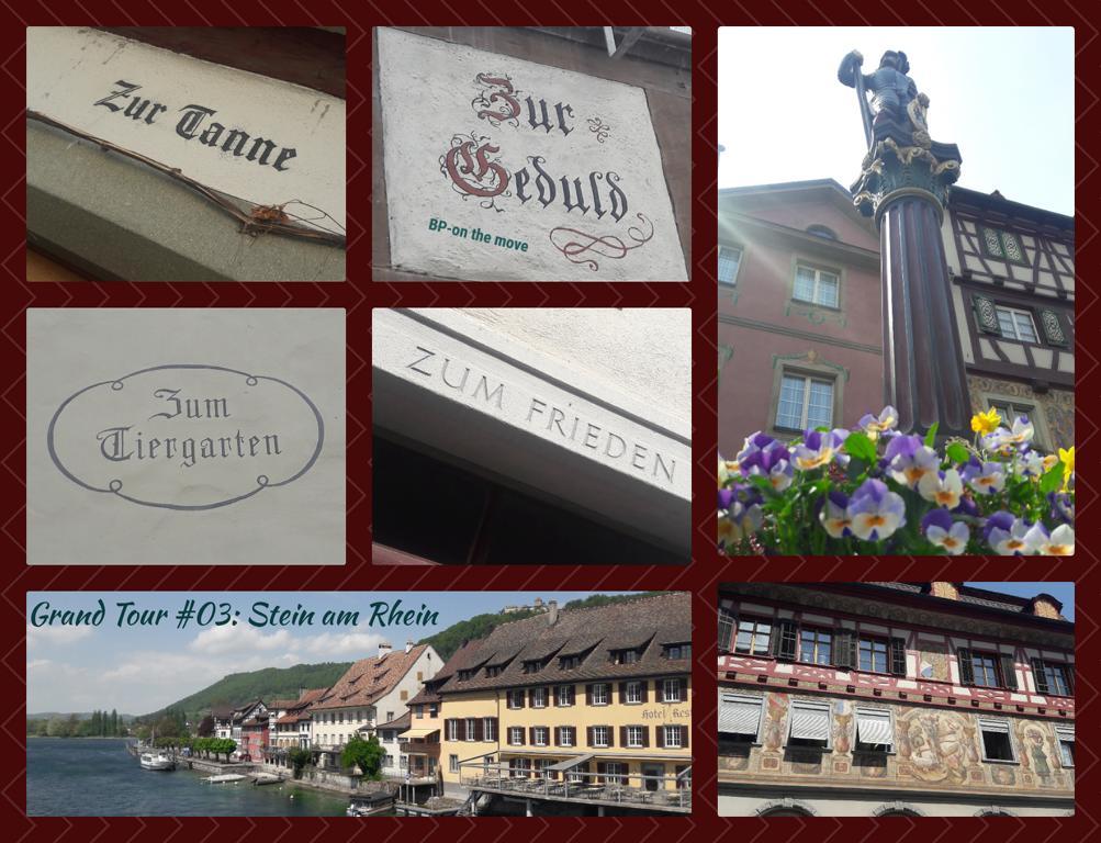 Grand Tour #03_ Stein am Rhein