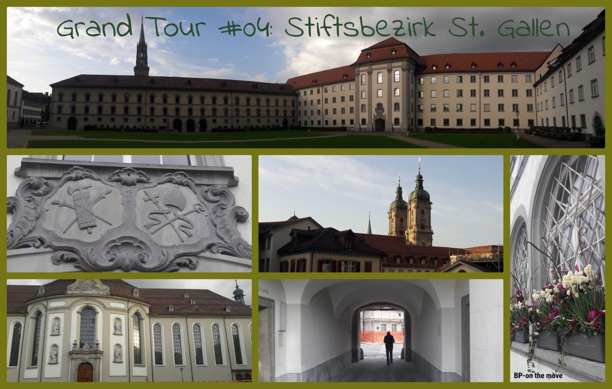 Grand Tour #04_ Stiftsbezirk St. Gallen