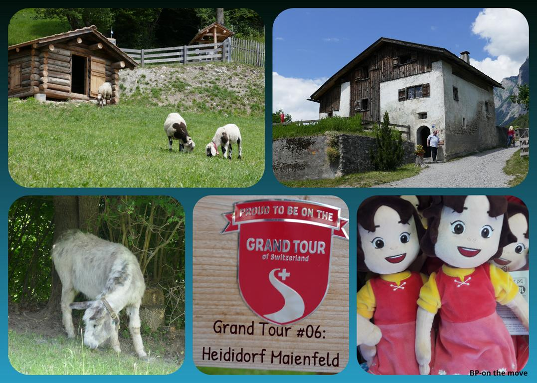 Grand Tour #06_ Heididorf Maienfeld