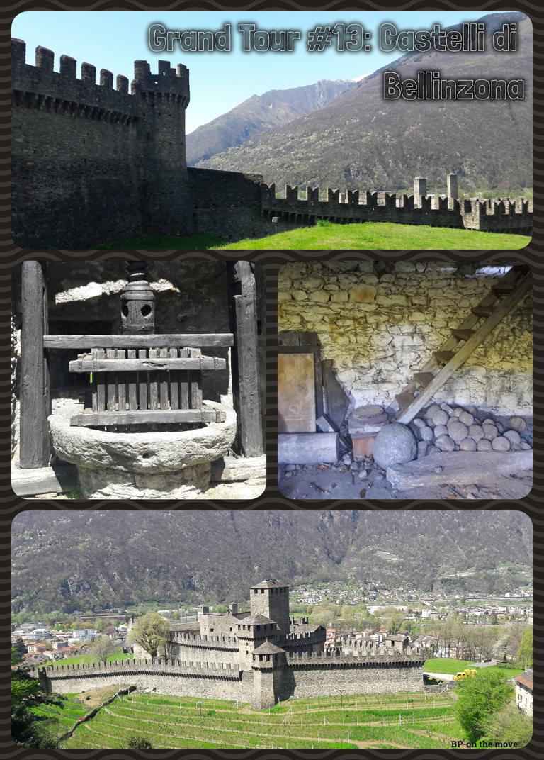 Grand Tour #13_ Castelli di Bellinzona