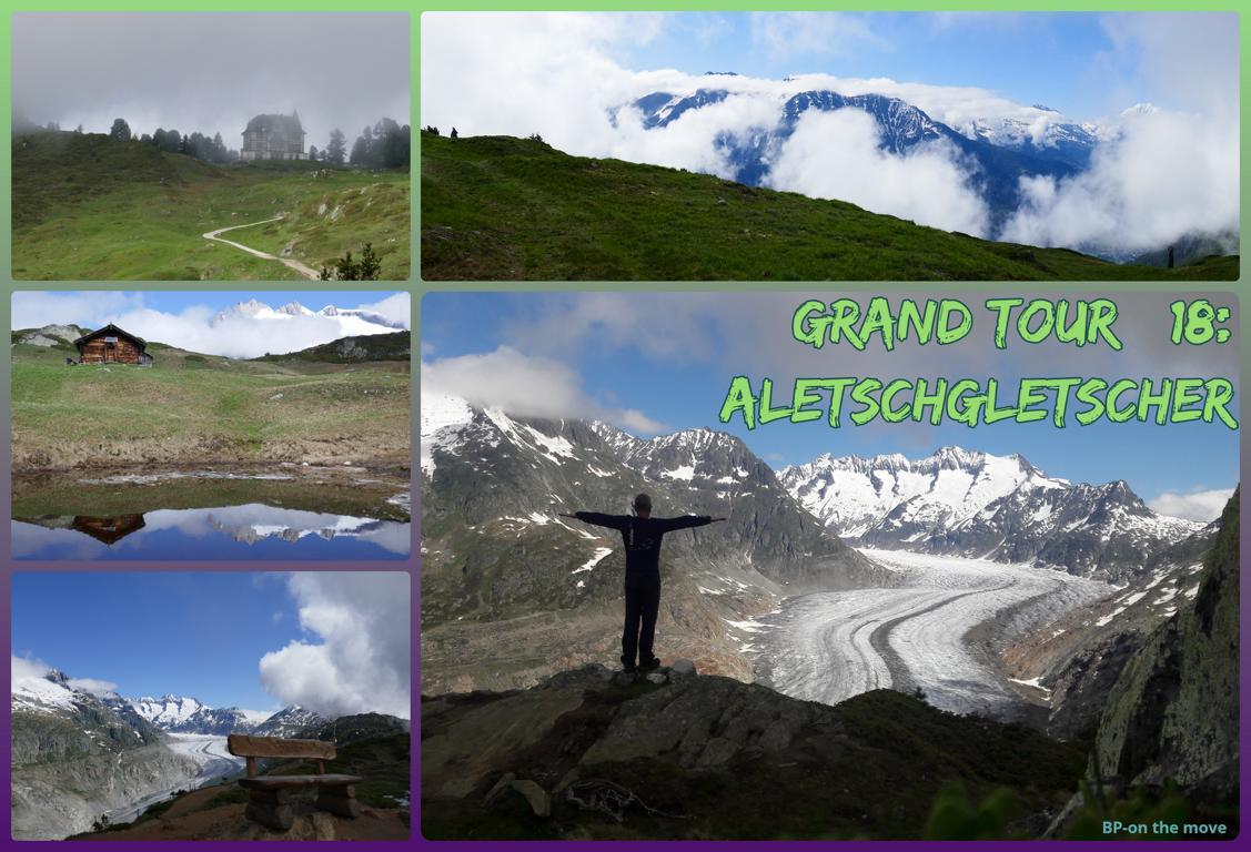 Grand Tour #18_ Aletschgletscher
