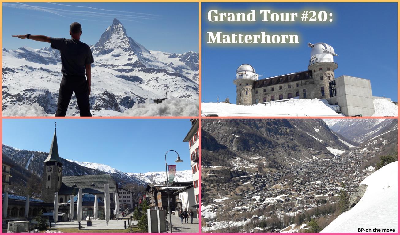 Grand Tour #20_ Matterhorn