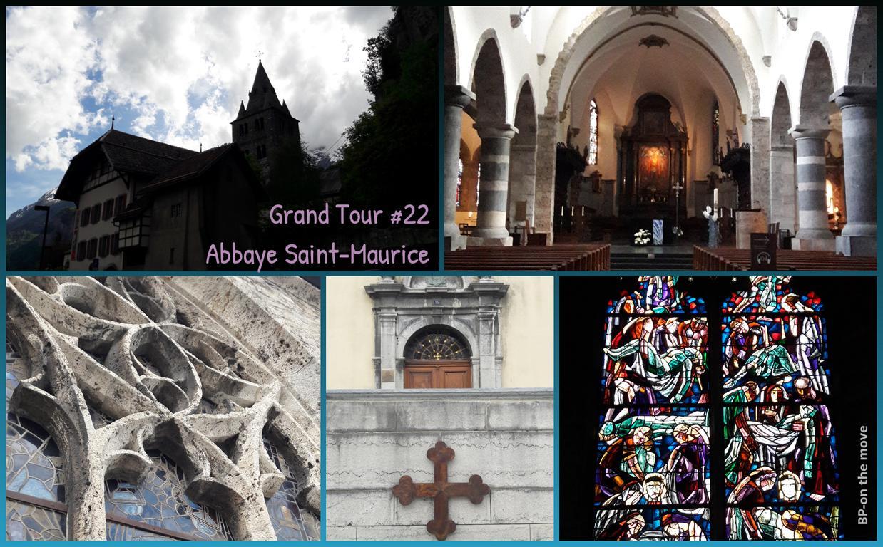 Grand Tour #22_ Abbaye Saint-Maurice
