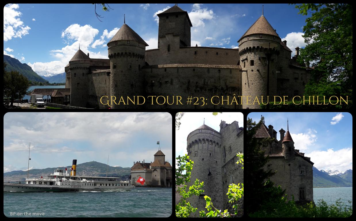 Grand Tour #23_ Château de Chillon