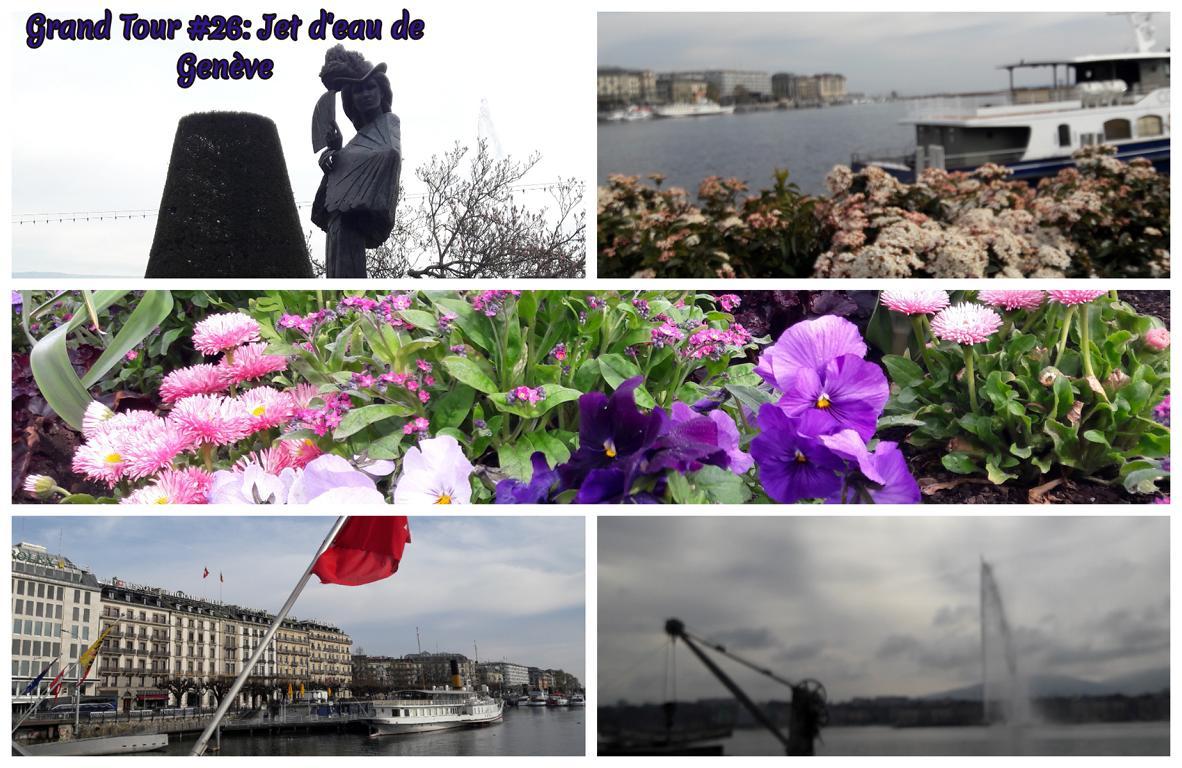 Grand Tour #26_ Jet d'eau de Genève