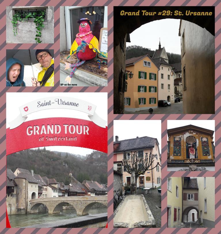 Grand Tour #29_ St. Ursanne
