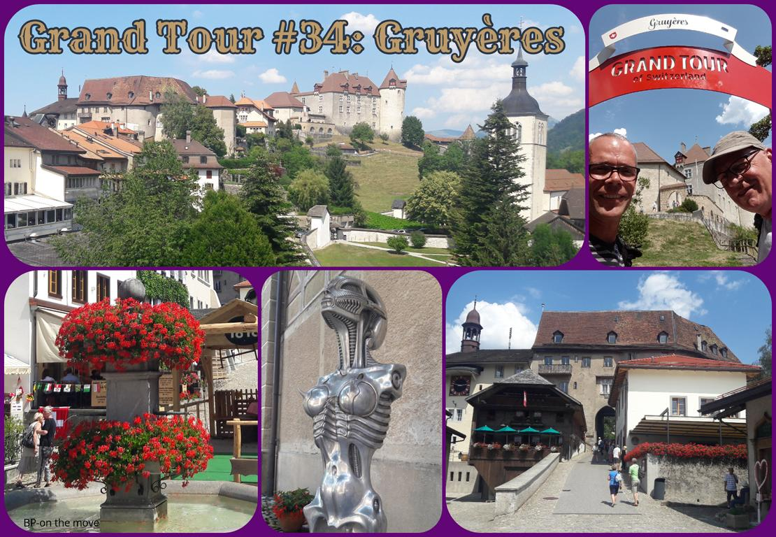 Grand Tour #34_ Gruyères
