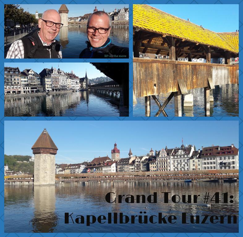 Grand Tour #41_ Kapellbrücke Luzern
