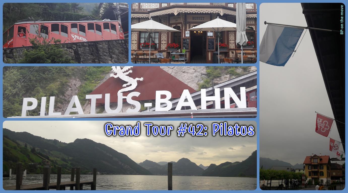 Grand Tour #42_ Pilatus