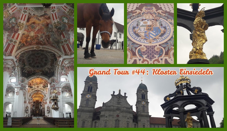 Grand Tour #44_ Kloster Einsiedeln