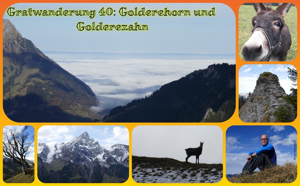 Gratwanderung 40_ Golderehorn und Golderezahn