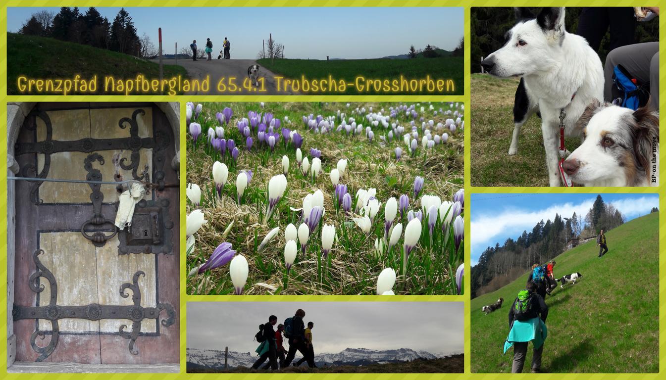 Grenzpfad Napfbergland 65.4.1 Trubscha-Grosshorben