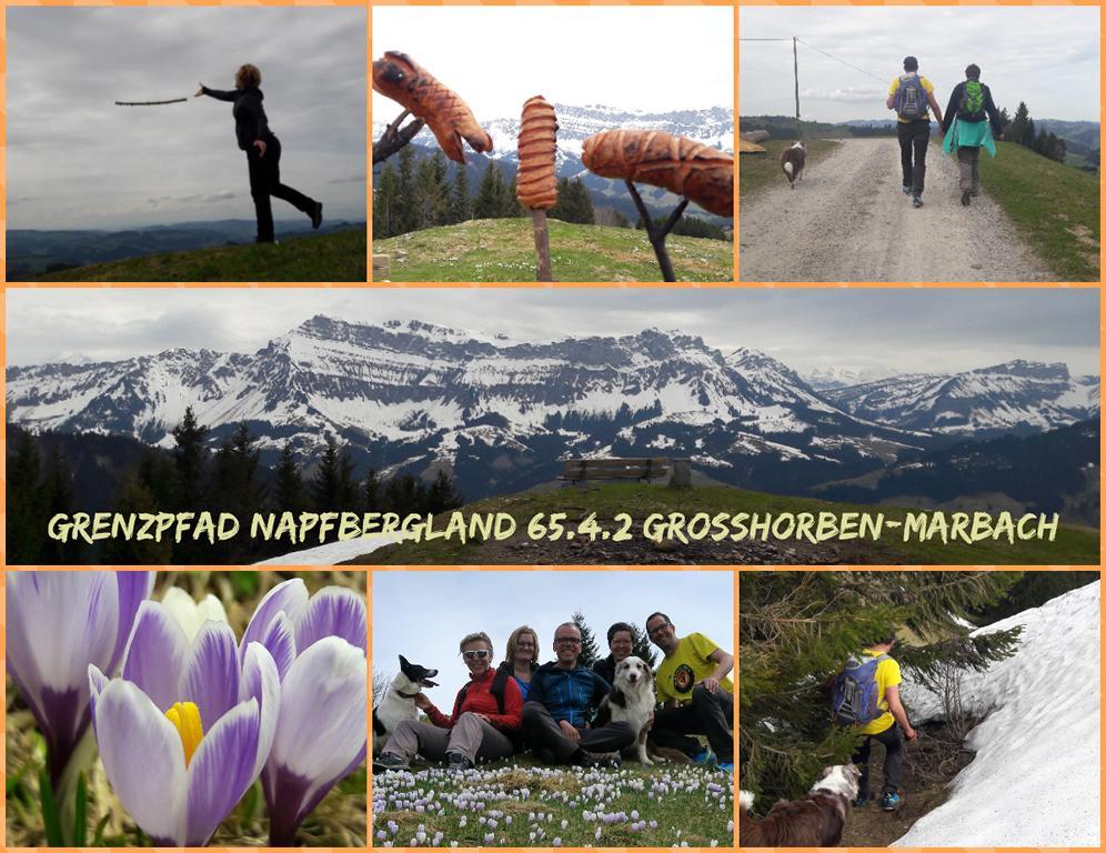 Grenzpfad Napfbergland 65.4.2 Grosshorben-Marbach