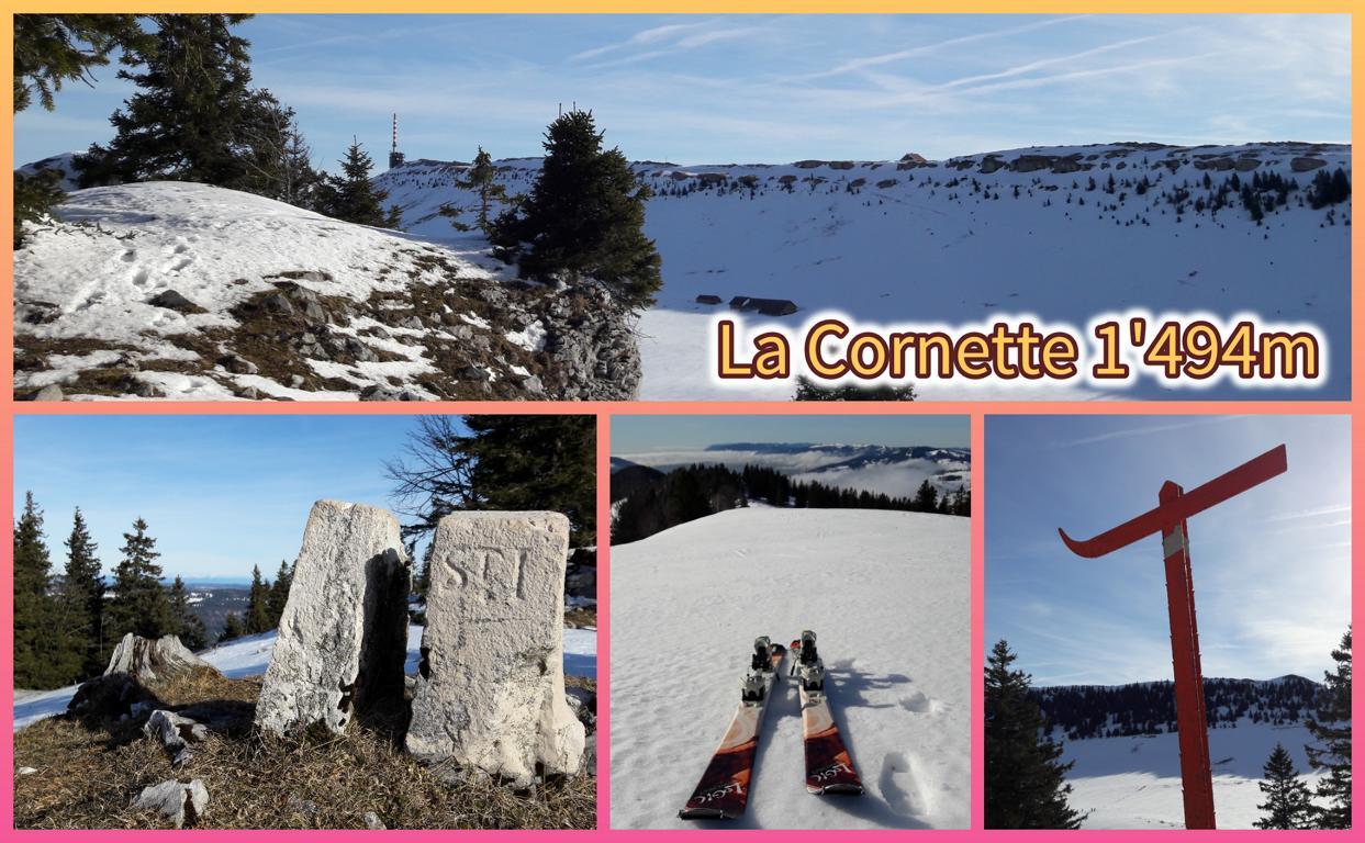 La Cornette 1'494m