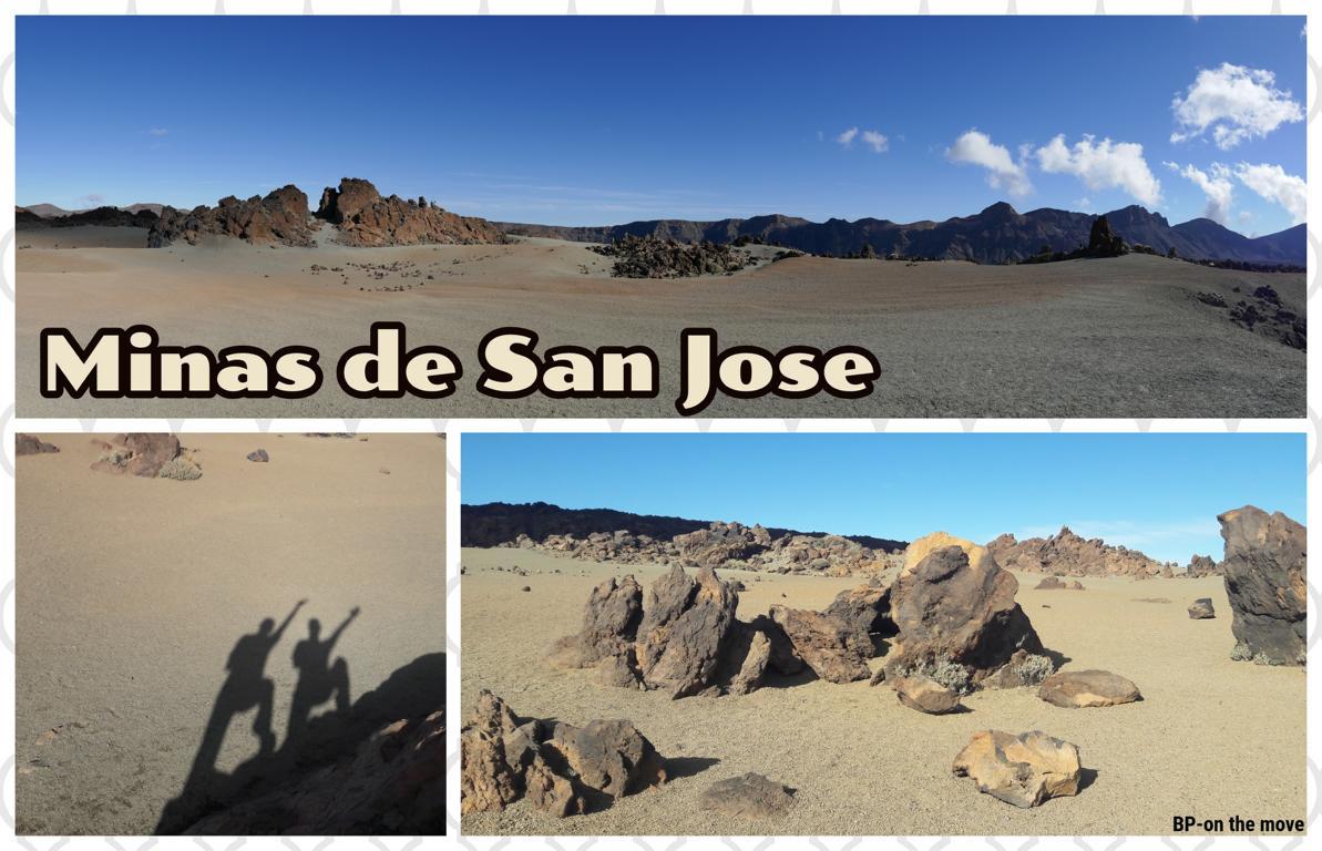 Minas de San Jose