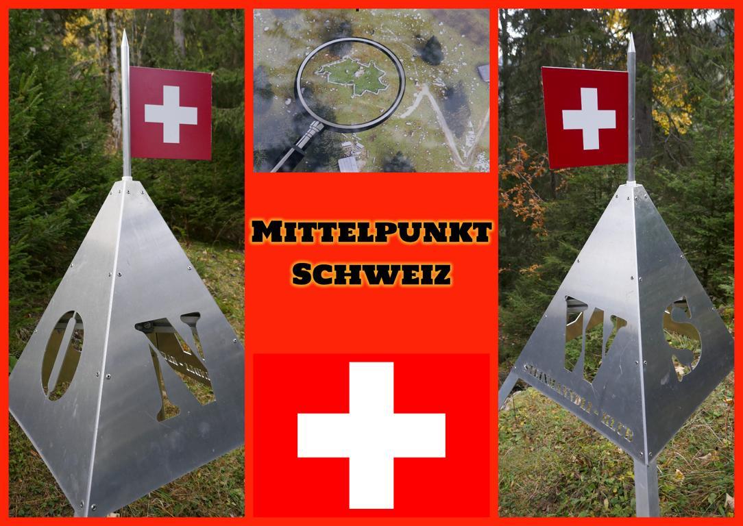 Mittelpunkt Schweiz