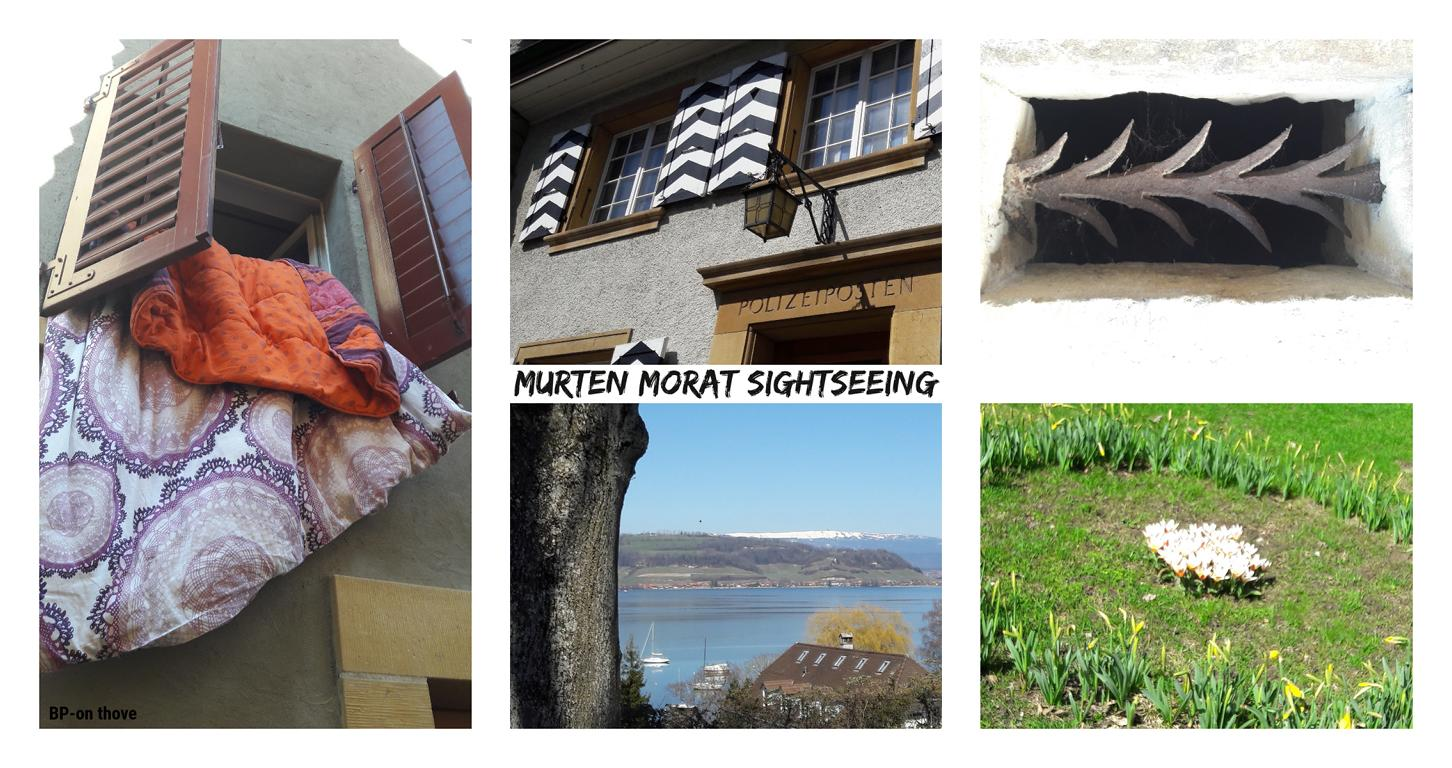 Murten Morat Sightseeing