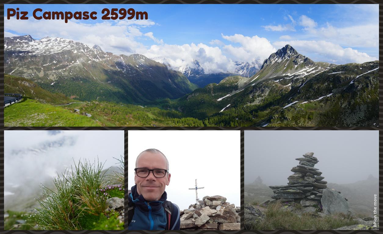 Piz Campasc 2599m