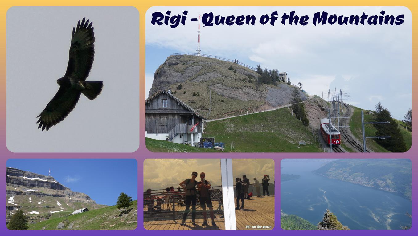 Rigi - Queen of the Mountains