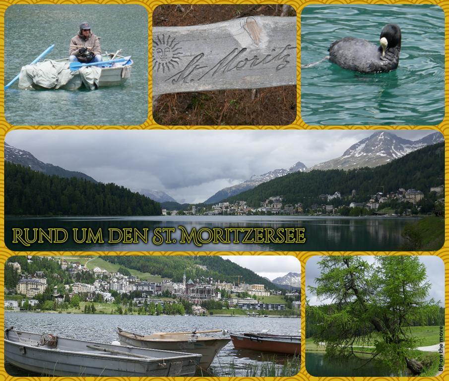 Rund um den St. Moritzersee