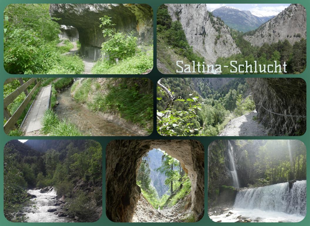 Saltina-Schlucht