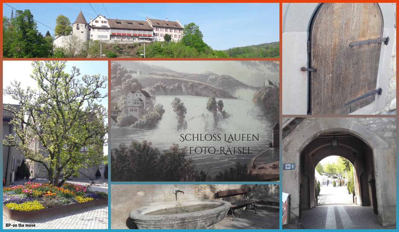 Schloss Laufen Foto-Rätsel