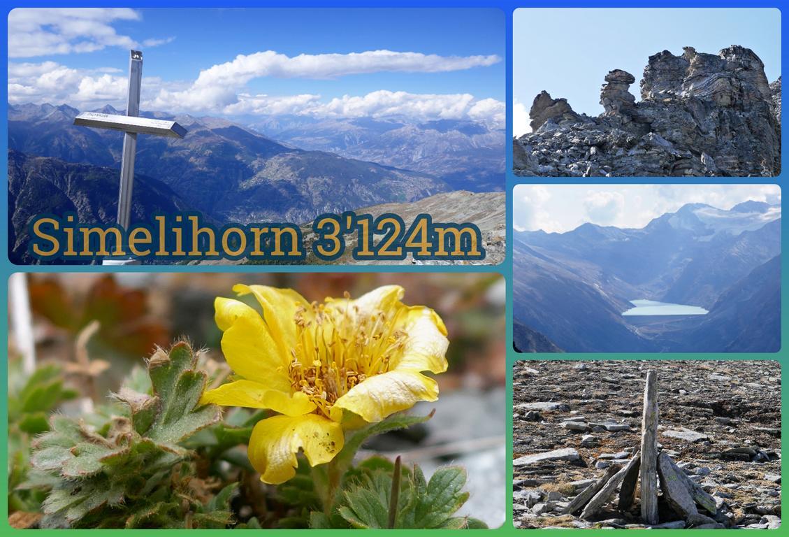 Simelihorn 3'124m