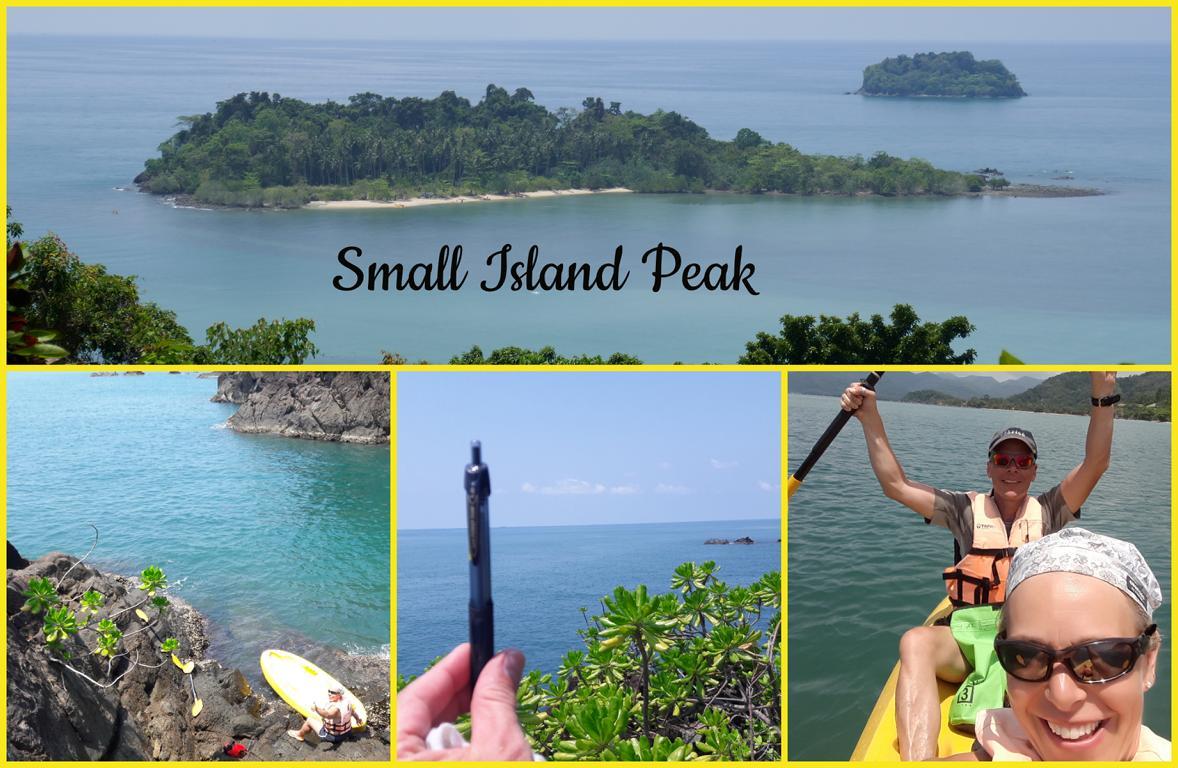Small Island Peak