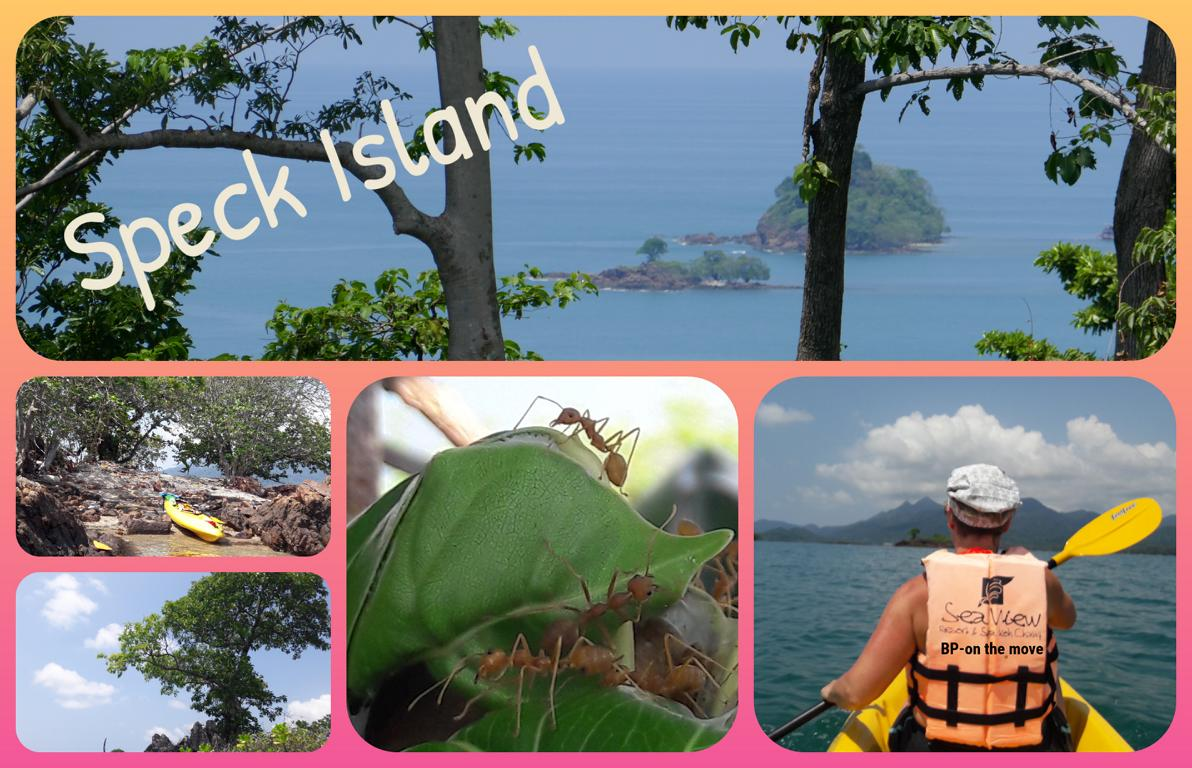 Speck Island