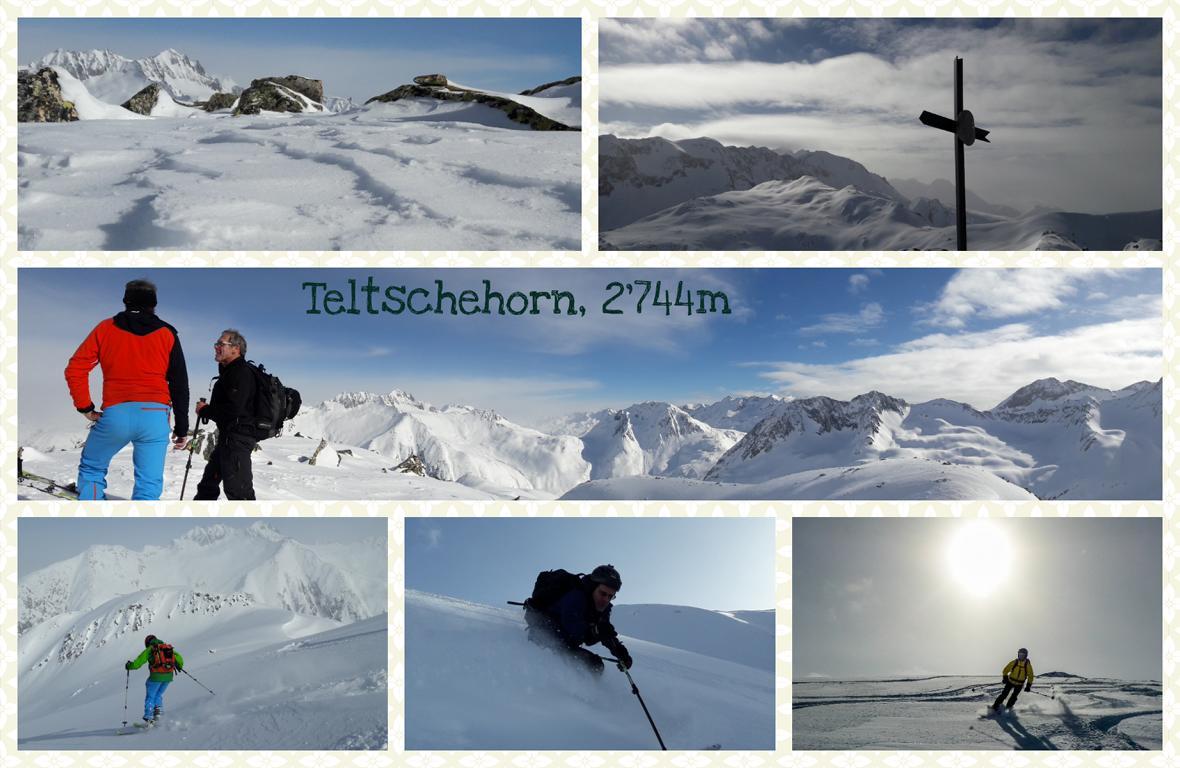 Teltschehorn 2'744m