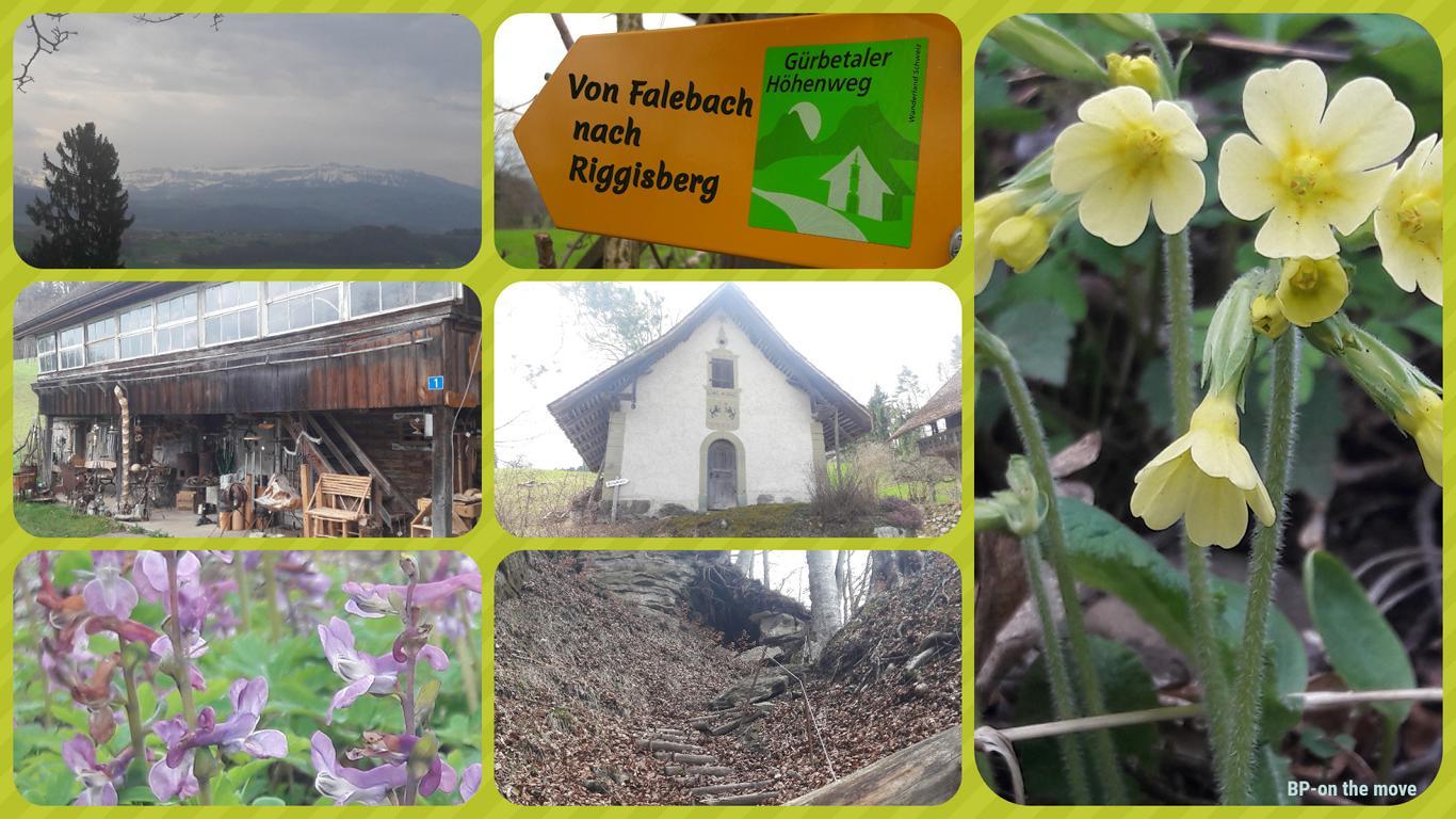 Von Falebach nach Riggisberg
