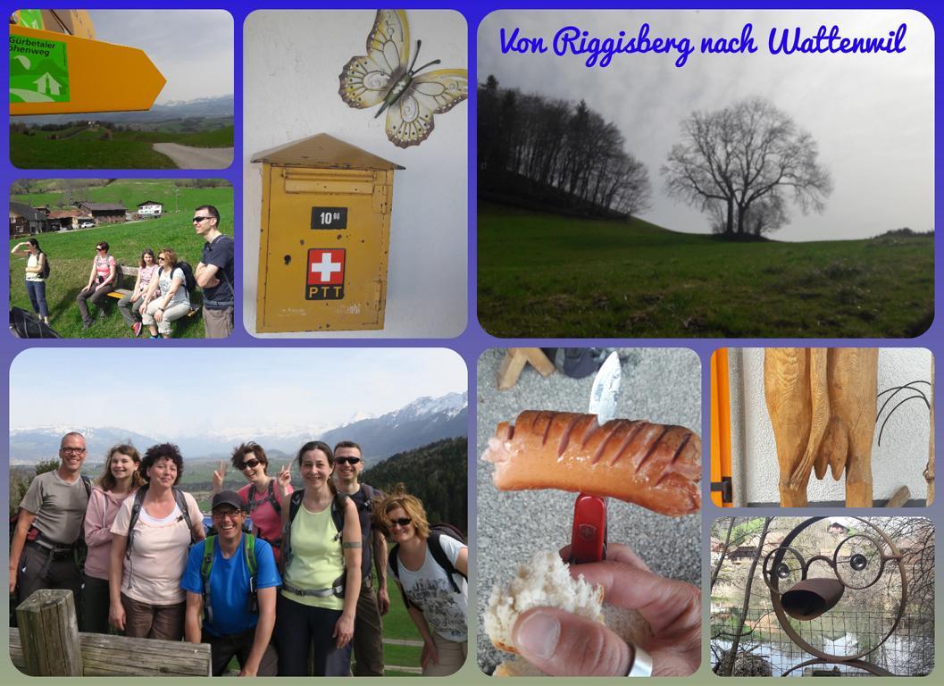 Von Riggisberg nach Wattenwil