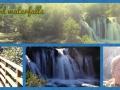 Martin Brod waterfalls