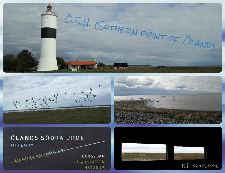 Ö.S.U. (Sothern point of Öland)