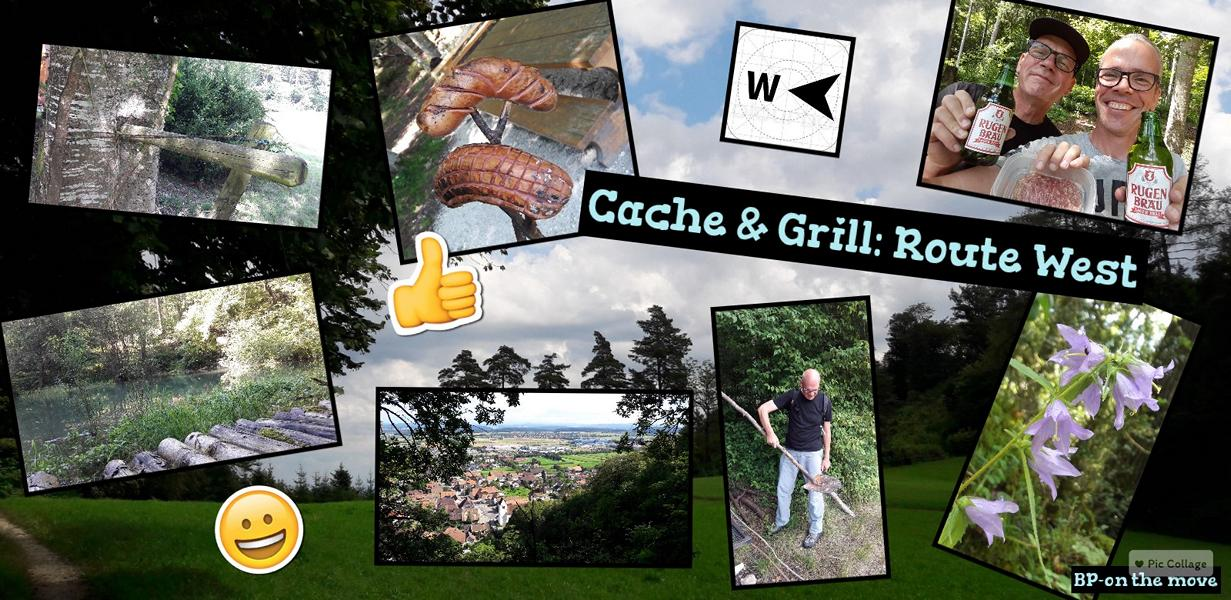 Cache and Grill-Route West