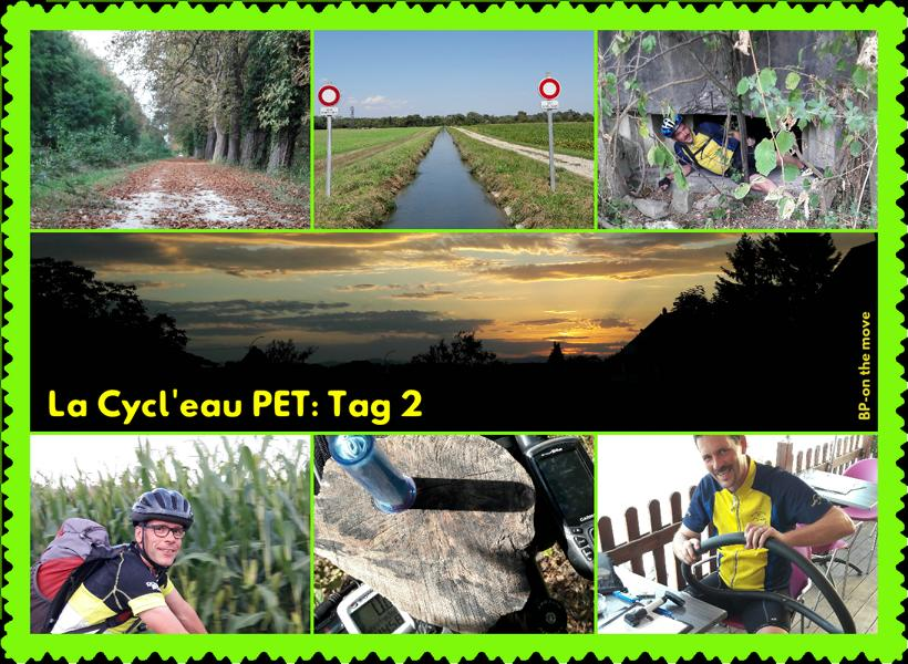 La Cycl'eau PET Tag 2