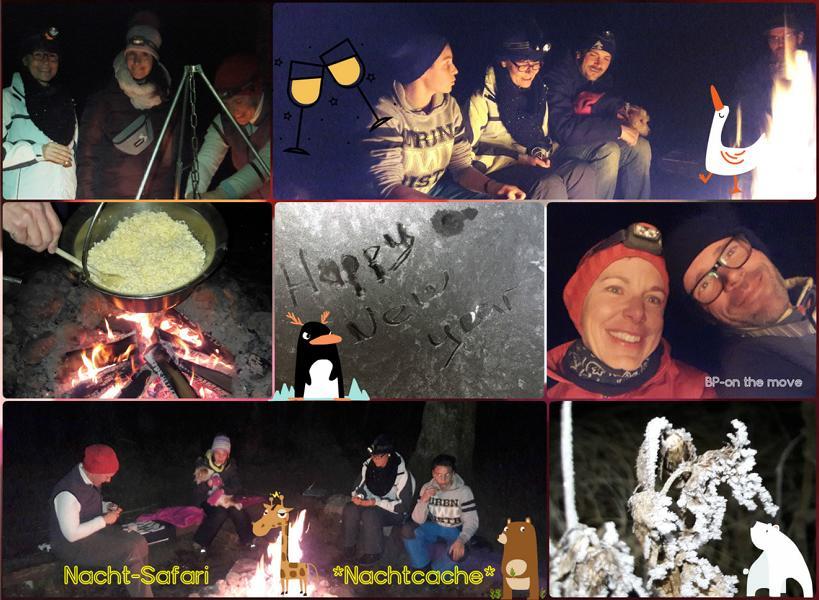 Nacht-Safari Nachtcache
