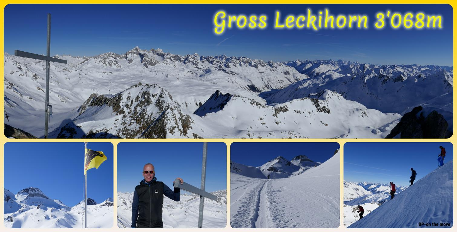 Gross Leckihorn 3068 M