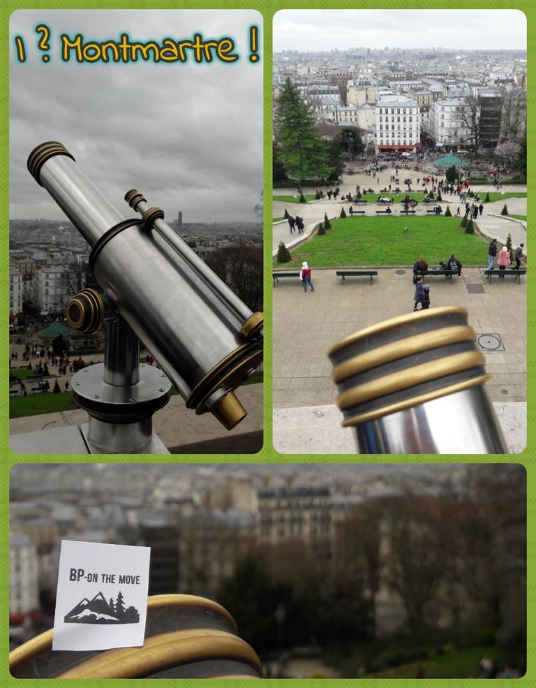 I _ Montmartre !