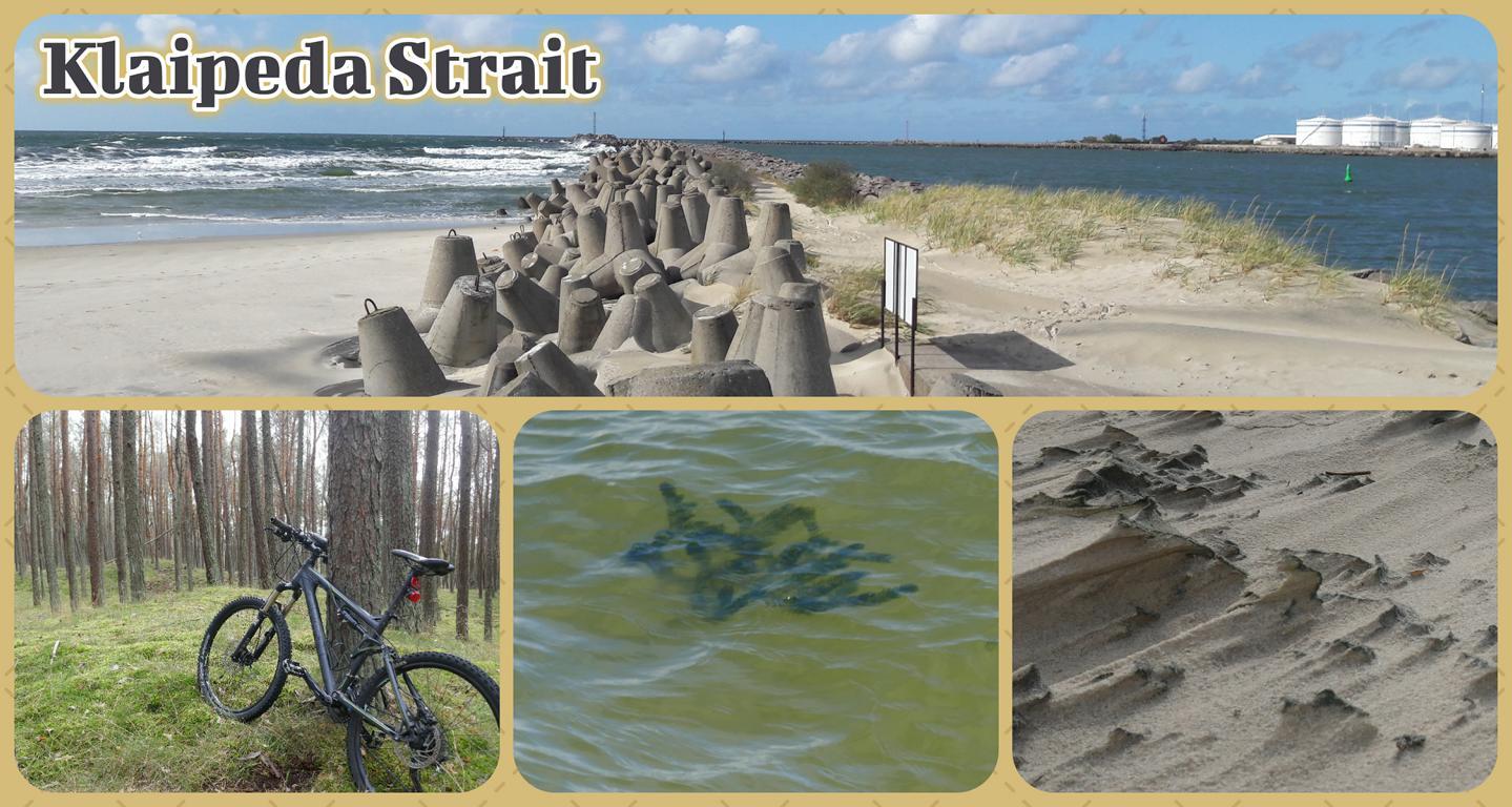Klaipeda-Strait